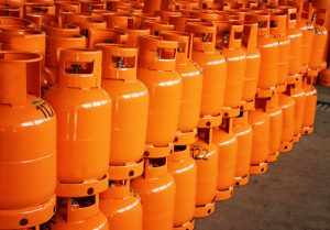 petroleum gas cannisters